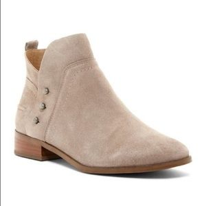 Franco Sarto Ruby Post Button Boots